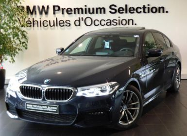 BMW Série 5 520dA xDrive 190ch M Sport Steptronic Euro6d-T 117g