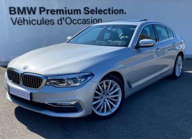 Achat BMW Série 5 520iA 184ch Luxury Occasion