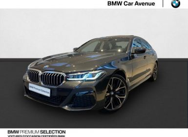 Vente BMW Série 5 520iA 184ch M Sport Steptronic Occasion