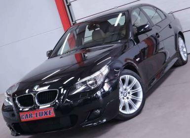BMW Série 5 525 D KIT M SPORT 163CV 68.OOO KM GPS CUIR M Occasion