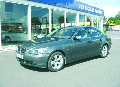 Vente BMW Série 5 525 D luxe BVA Occasion