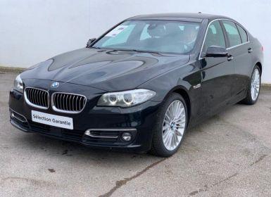 Achat BMW Série 5 525dA xDrive 218 Luxury Occasion