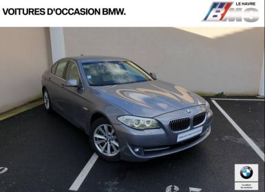 Voiture BMW Série 5 525dA xDrive 218ch Luxe Occasion