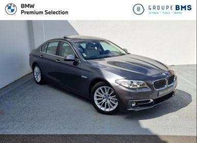 Vente BMW Série 5 525dA xDrive 218ch Luxury Occasion