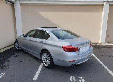 Vente BMW Série 5 530dA 258ch Luxury Occasion