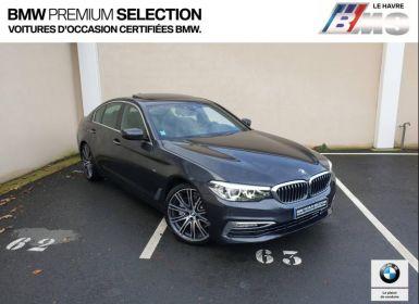 Achat BMW Série 5 530dA 265ch Luxury Euro6c Occasion