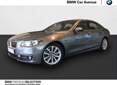 Achat BMW Série 5 530dA xDrive 258ch Luxury Occasion