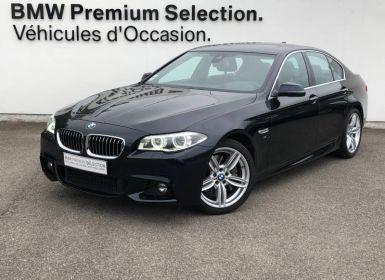 Achat BMW Série 5 530dA xDrive 258ch M Sport Occasion
