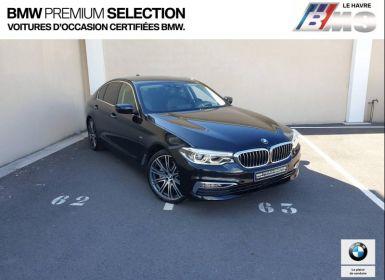 Achat BMW Série 5 530dA xDrive 265ch Luxury Occasion