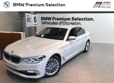 Vente BMW Série 5 530dA xDrive 265ch Luxury Steptronic Occasion