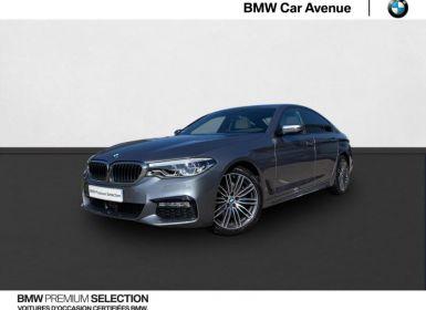 Vente BMW Série 5 530dA xDrive 265ch M Sport Steptronic Occasion