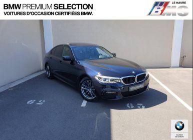Achat BMW Série 5 530eA 252ch M Sport Steptronic Euro6d-T Occasion