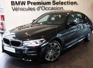Achat BMW Série 5 530eA iPerformance 252ch M Sport Steptronic Occasion