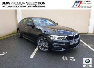 Voiture BMW Série 5 530eA iPerformance 252ch M Sport Steptronic Occasion