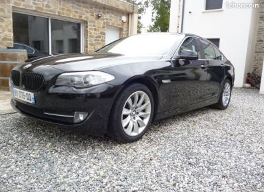 Achat BMW Série 5 535d f10 313 cv pack exclusive Occasion