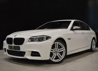 BMW Série 5 550 D XDrive 381 Ch Toutes Options !! 58.500 Km !! Occasion