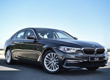 Achat BMW Série 5 BMW 520DA G30 XDRIVE FINITION LUXURY 2.0 190ch BVA8 1ERE MAIN HISTO BMW BLACK PANEL LED SIEGES CONF Occasion