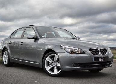 Achat BMW Série 5 BMW 530XDA E60 LCI BERLINE 3.0l 235ch LUXE EXCLUSIVE 1ERE MAIN HISTORIQUE COMPLET Occasion