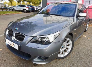 Achat BMW Série 5 (E60) 530DA 231CH SPORT Occasion