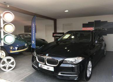 Achat BMW Série 5 (F10) (2) 520D 190 XDRIVE LOUNGE BVA8 Occasion