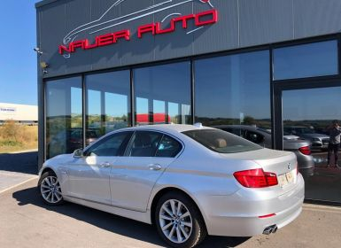 Vente BMW Série 5 F10 525d 204ch Luxe A Occasion