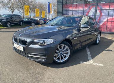 Achat BMW Série 5 (F10) 525DA 218CH LUXURY Occasion