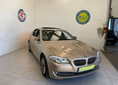 Vente BMW Série 5 (F10) 528I 258CH EXCLUSIVE Occasion