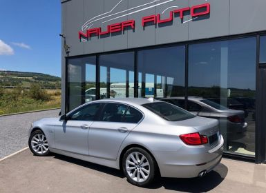 Vente BMW Série 5 F10 530d 245ch Luxe A Occasion