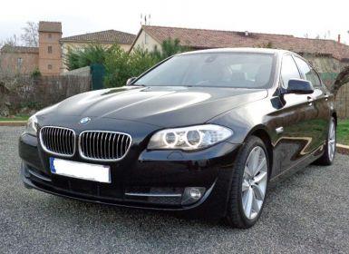 Achat BMW Série 5 F10 530D 258 LUXURY Occasion