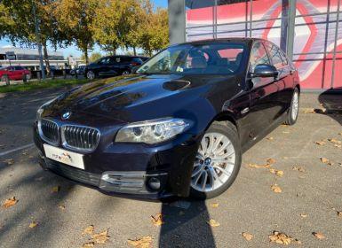 Achat BMW Série 5 (F10) 530DA 258CH LUXURY Occasion