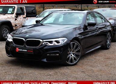 Achat BMW Série 5 G30 530 X DRIVE M SPORT PREMIERE MAIN Occasion