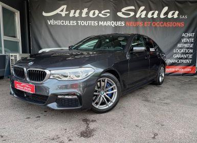 Vente BMW Série 5 (G30) 530DA XDRIVE 265CH M SPORT STEPTRONIC Occasion