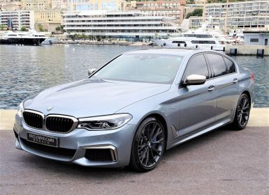 Vente BMW Série 5 M 550 D Xdrive 400 CV - MONACO Occasion