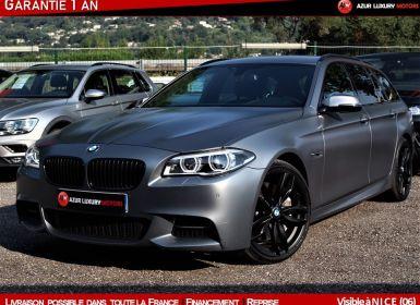 Vente BMW Série 5 M 550D TOURING XDRIVE F11 381CH Occasion