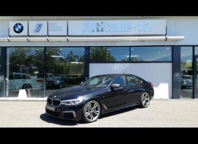 Achat BMW Série 5 M550dA xDrive 400ch Steptronic Occasion