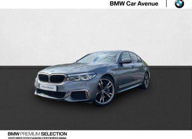 Achat BMW Série 5 M550dA xDrive 400ch Steptronic Euro6c Occasion