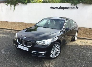 Acheter BMW Série 5 Serie 20DA GRAND TOURISMO LUXURY Occasion
