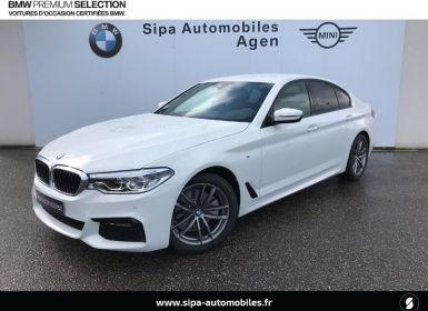 BMW Série 5 Serie 518dA 150ch M Sport Steptronic Euro6d-T Occasion
