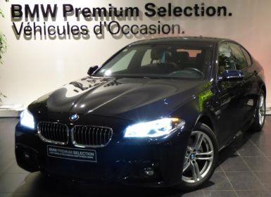 Vente BMW Série 5 Serie 520dA xDrive 190ch M Sport Occasion
