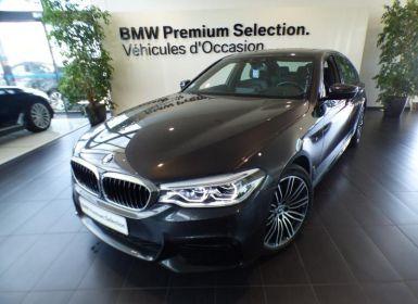 Voiture BMW Série 5 Serie 520dA xDrive 190ch M Sport Steptronic Euro6c Occasion