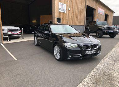 Vente BMW Série 5 serie 525 da 218ch luxury carnet complet Occasion