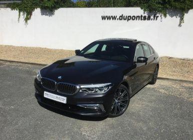 Acheter BMW Série 5 Serie 530dA 265ch Luxury Euro6c Occasion