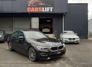 Vente BMW Série 5 SÉRIE 530e iPERFORMANCE M SPORT - tva recupérable pas de TVS (2018) Occasion