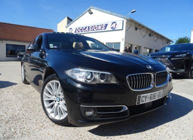 Voiture BMW Série 5 SERIE (F10) 535IA 306CH LUXURY Occasion