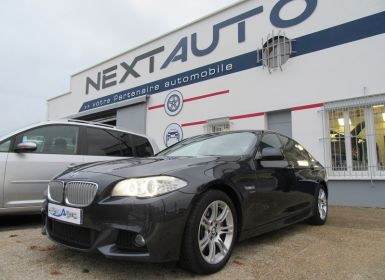 Voiture BMW Série 5 SERIE F10 550IA XDRIVE 407CH SPORT DESIGN Occasion