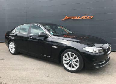 Vente BMW Série 5 SERIE (F10-F11) 520 Da 184 cv LUXE Occasion