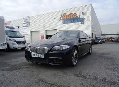 Vente BMW Série 5 SERIE (F10) M550DA XDRIVE 381CH Occasion
