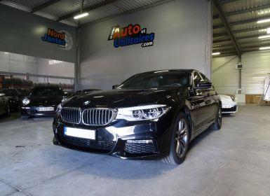 Achat BMW Série 5 SERIE (G30) 520DA XDRIVE 190CH M SPORT STEPTRONIC Occasion