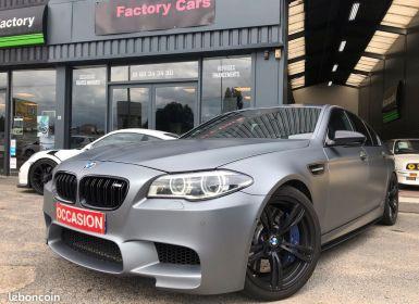 Vente BMW Série 5 Serie m5 competition frozen ligne akra entretien full Occasion