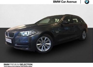 Vente BMW Série 5 Touring 518d 150ch Lounge Plus Occasion